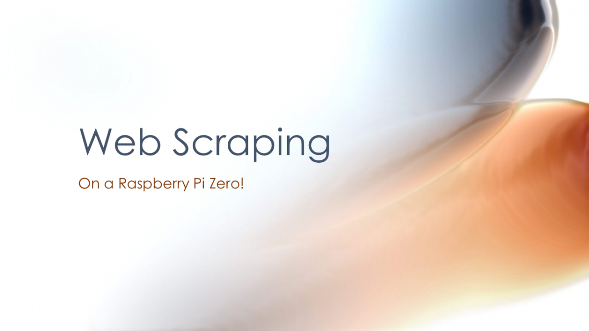 raspberry-pi-webscraping